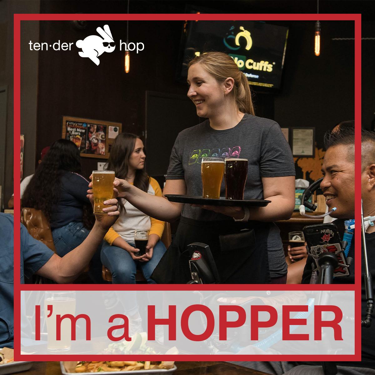 I'm a HOPPER
