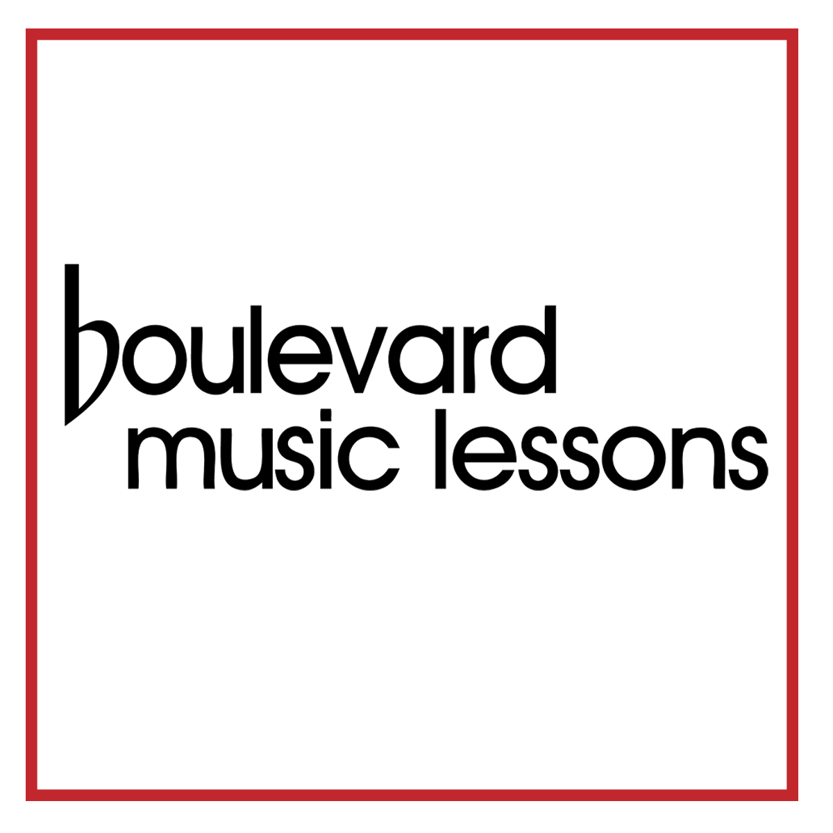 Boulevard Music Lessons