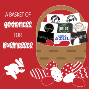 A basket of goodness for businesses.