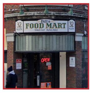 Bill's Food Mart