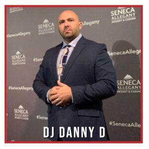 DJ Danny D aka DJ Dobson