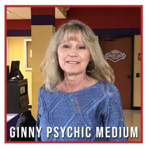 Ginny Psychic Medium