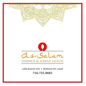 As-Salam Diner & Kabab House